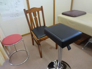 患者用椅子