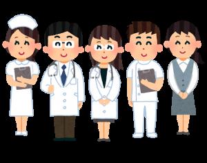 病院と腰痛